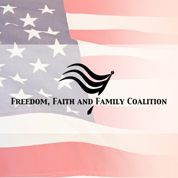 "FFFC ""Save the Nation"" Conference 2020 Registration - Freedom, Faith and Family Coalition - We hold these truths to be self-evident"