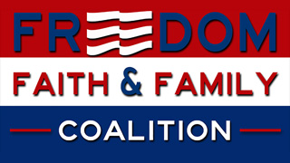 Freedom, Faith and Family Coalition Logo